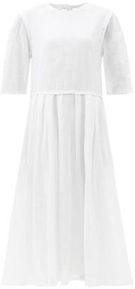 S Max Mara Varenna Dress - White