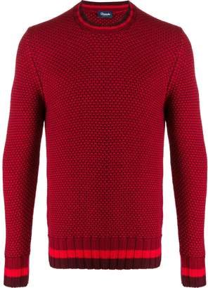 Drumohr long-sleeve knitted sweater