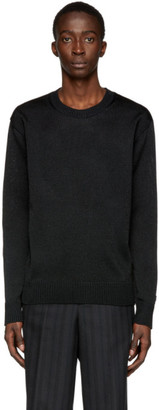 Undercover Black Crewneck Sweater