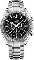 Omega Men's 3581.50.00 Speedmaster Broad Arrow GMT Automatic Chronometer Chronograph Watch