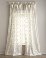 "Horchow ""Graceful"" Sheer Curtains"