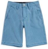 Volcom 'Surf N' Turf' Hybrid Shorts (Big Boys)