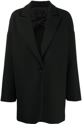 Maison Martin Margiela Pre-Owned 2000s Pre-Owned Single-Breasted Blazer
