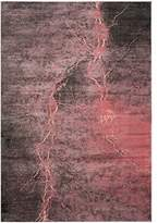 "Safavieh Constellation Vintage 3'3"" X 5'7"" Power Loomed Rug in Blush"