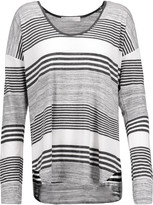 Kain Label Imogen striped stretch-jersey top