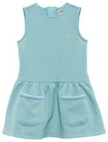 Original Penguin Blue Textured Dress