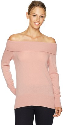 Cupcakes And Cashmere Women's Roderick Shoulder Sweater