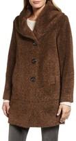 Sofia Cashmere Women's Wool Blend Coat