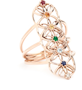 Jacquie Aiche S&H Gemstone Chakra Ring