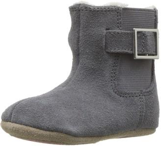 Robeez Girls Boot Crib Shoe