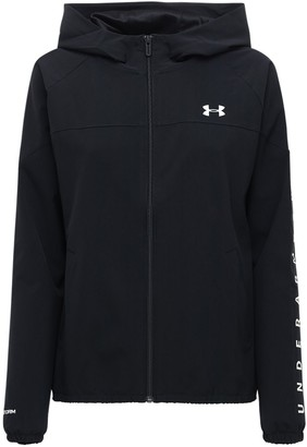 Under Armour Hooded Woven Jacket