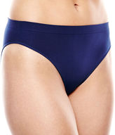 JCPenney Ambrielle Seamless High-Cut Panties