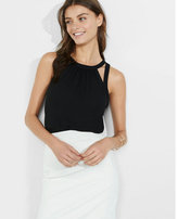 Express Cut-out Shoulder Tank