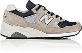 New Balance Men's 585 Sneakers-GREY