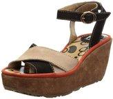 Fly London Women's Pati Platform Sandal