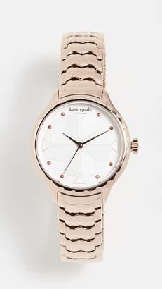 Kate Spade Geo Spade Floral Watch, 32mm