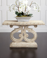 Horchow Adonia Entry Table