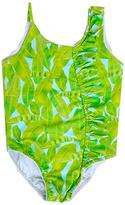 Maylana Swimwear Tefi Lime Onepiece