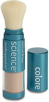 Colorescience Sunforgettable Mineral SPF 30 Sunscreen Brush, Medium, 0.21 oz.