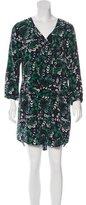 Veronica Beard Silk Floral Print Dress w/ Tags