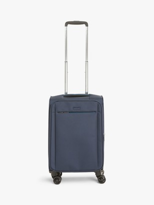 John Lewis & Partners Vienna 4-Wheel 55cm Lightweight Cabin Case