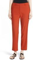 Theory Women's Thorelle B New Stretch Wool Pants