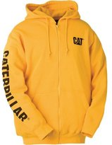 Caterpillar W10840 Zip Hooded Sweatshirt / Mens Sweatshirt