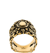 Gucci wide band ring