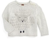 Tea Collection Toddler Girl's Uan Sweater