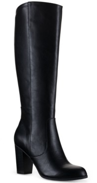 Style&Co. Style & Co Addyy Dress Boots, Created for Macy's Women's Shoes
