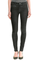 MiH Jeans The Ellsworth Suede Pant