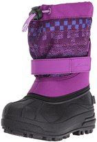 Columbia Kids' Toddler Powderbug Plus II Print-K Pull-On Boot