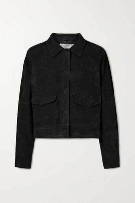 Deadwood Kylie Suede Jacket - Black