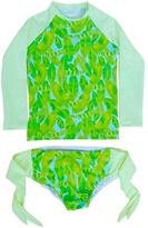 Maylana Swimwear Rasha Lime Bikini