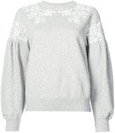 Ulla Johnson Judith bell sleeved sweater - women - Cotton - M