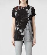 AllSaints Moth T-Shirt