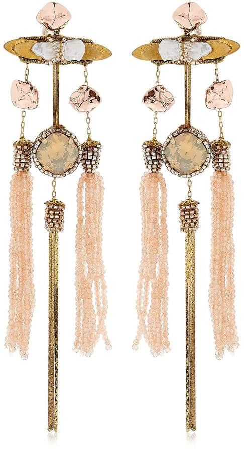 Deepa Gurnani Elliemay Earrings