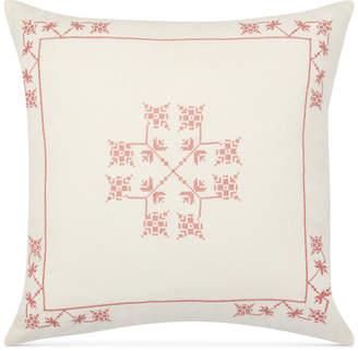 "Lauren Ralph Lauren Marley Embroidered 20"" x 20"" Decorative Pillow Bedding"