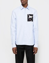 J.W.Anderson Patch Pocket Classic Fit Shirt