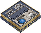 Waterman Expert Fountain Pen Writing System and Gift Box Set, Deluxe Black