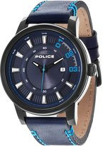 Police Sunset Men's Wrist Watch