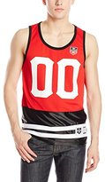 Southpole Men's High-Definition Gel-Print Tank Top In Birdseye Fabric