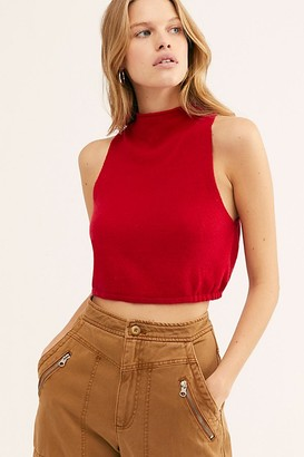 Intimately Fluff It Up Cashmere Crop