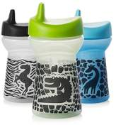 Evenflo Glow in The Dark Sippy Cup 10oz - 3pk