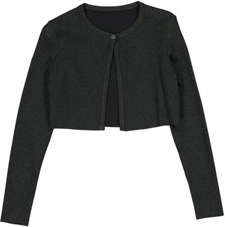 Alaia Green Viscose Knitwear