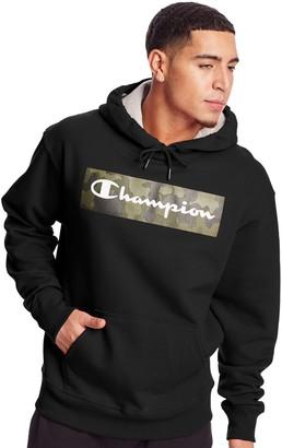 Champion Men's Power Blend Fleece Hoodie