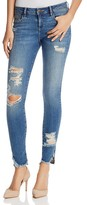 HIDDEN The Amelia Skinny Jeans in Medium Blue
