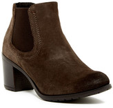 Manas Design Casual Suede Boot