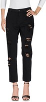 Space Style Concept Denim pants - Item 42570170