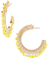Anna & Ava Shaky Hoop Earrings